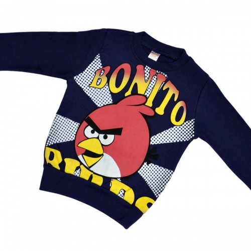 "Толстовка детская ""Angry Birds"" (Bonito)"