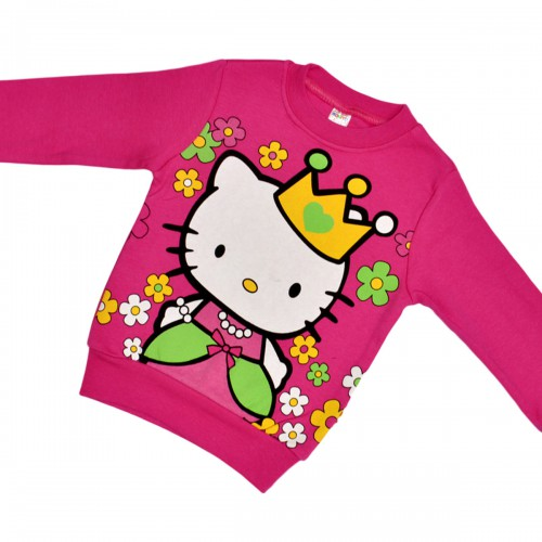 """Толстовка детская """"Hello Kitty Princess"""" (Bonito)"""