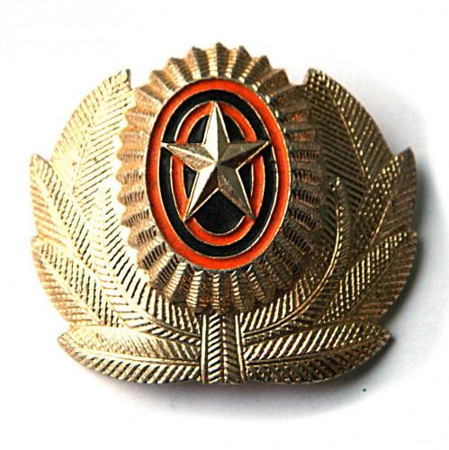 """Кокарда офицерская """"Звезда"""""""