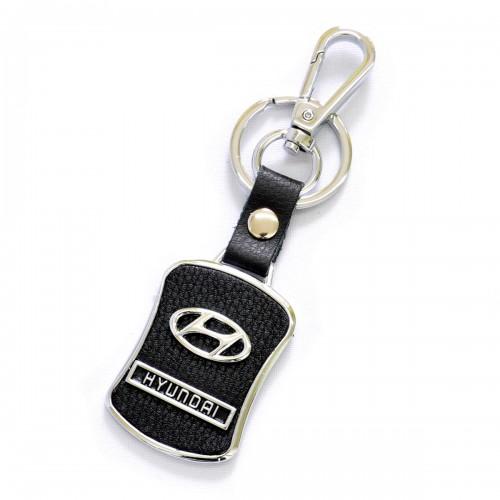 """Брелок на автоключи с логотипом """"HYUNDAI"""""""