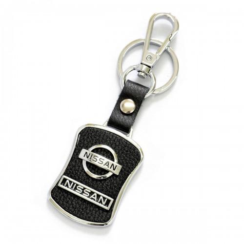 """Брелок на автоключи с логотипом """"NISSAN"""""""