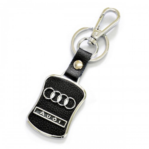 "Брелок на автоключи с логотипом ""AUDI"""
