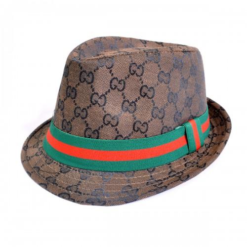 """Шляпа мужская """"Gucci"""" -01"""
