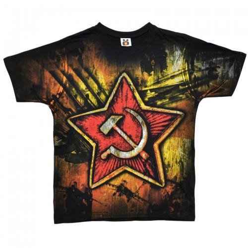"Футболка ""Красная звезда СССР"""