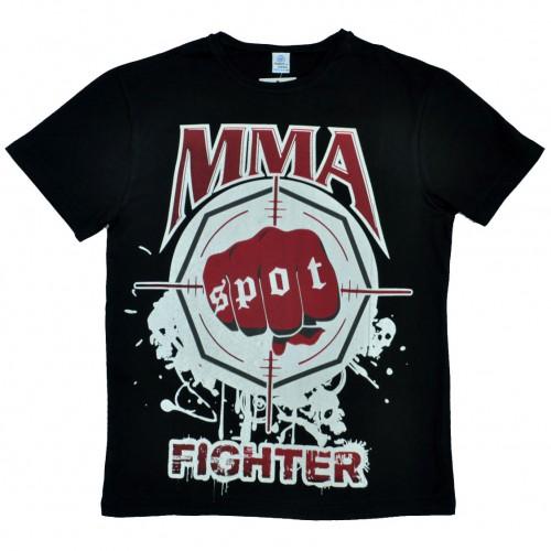 "Футболка ""MMA Fighting"" (black)"