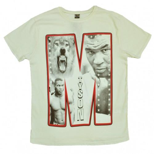 "Футболка ""Tyson"" (beige)"