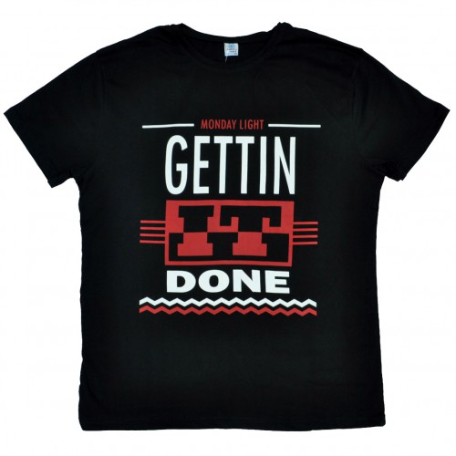 "Футболка ""Gettin It Done"" (black)"