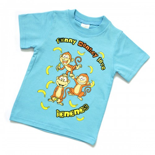 "Футболка детская ""Funny Monkey"""