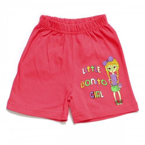 "Шорты для девочки ""Little Girl"""