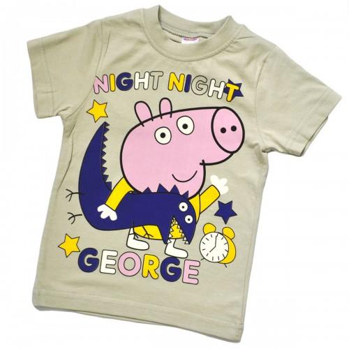 "Футболка детская ""Свинка Пеппа"" (George)"