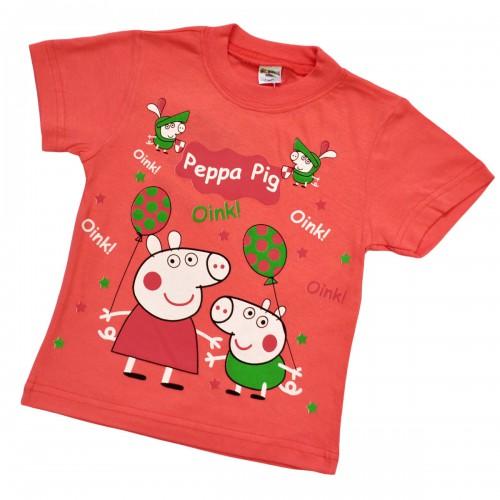 """Футболка детская """"Peppa Pig"""" -3"""