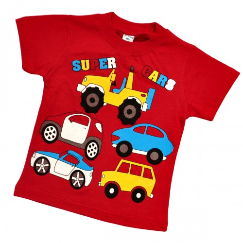 "Футболка детская ""Super Cars"""