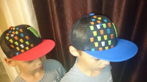 Супер кепки!