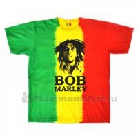 футболка с Бобом Марли