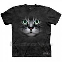 футболка с кошкой