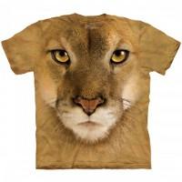 футболка со львом